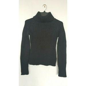 Black Turtleneck Sweater! NWOT!